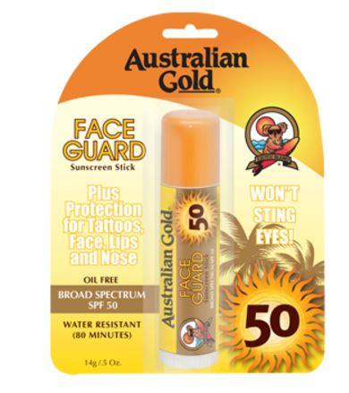 AG Face Guard SPF 50 .6 oz