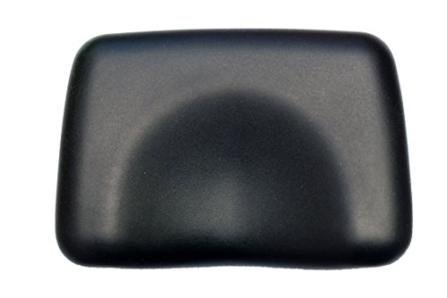 Foam Contour Pillow-Black