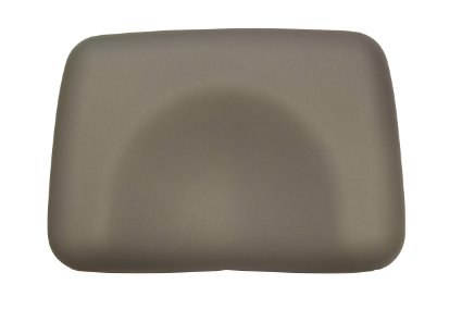 Foam Contour Pillow-Gray
