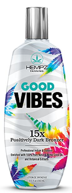 Hempz Good Vibes Dark Bronzer