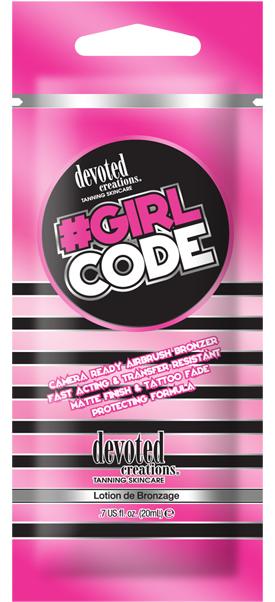 DC #Girlcode™Bronzer PKt