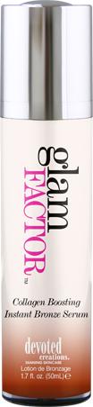 Glam Factor™ Collagen Producing Instant Bronze Serum