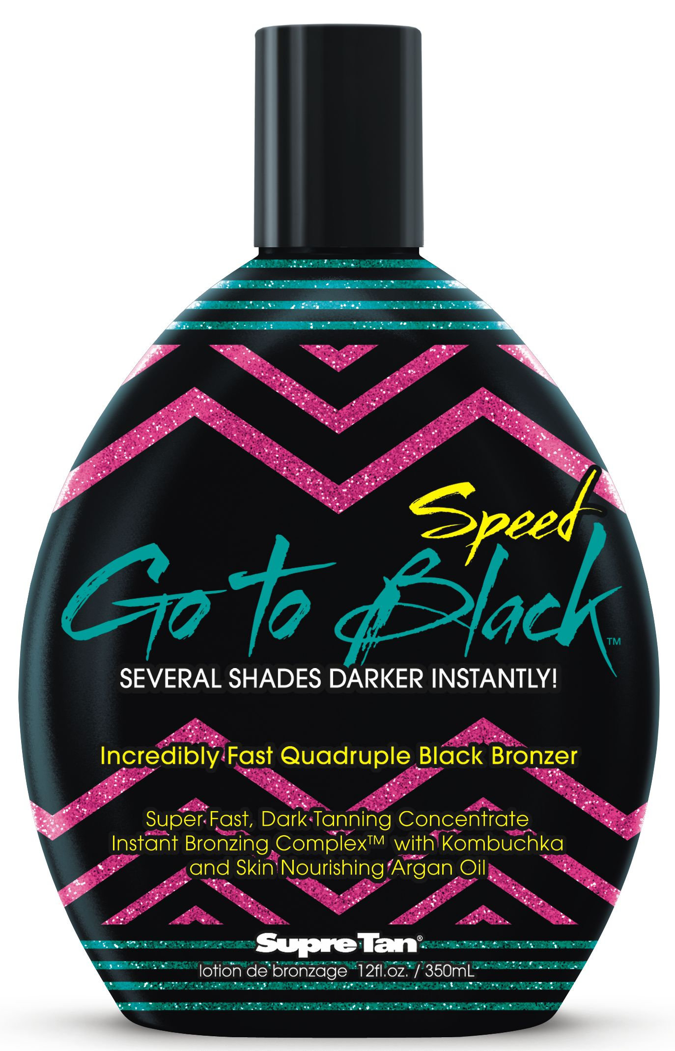 Go to Black™ Speed Quadruple Black Bronzer
