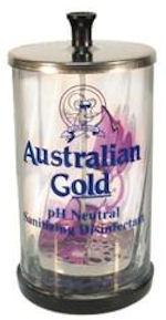 Australian Gold Goggle Tank