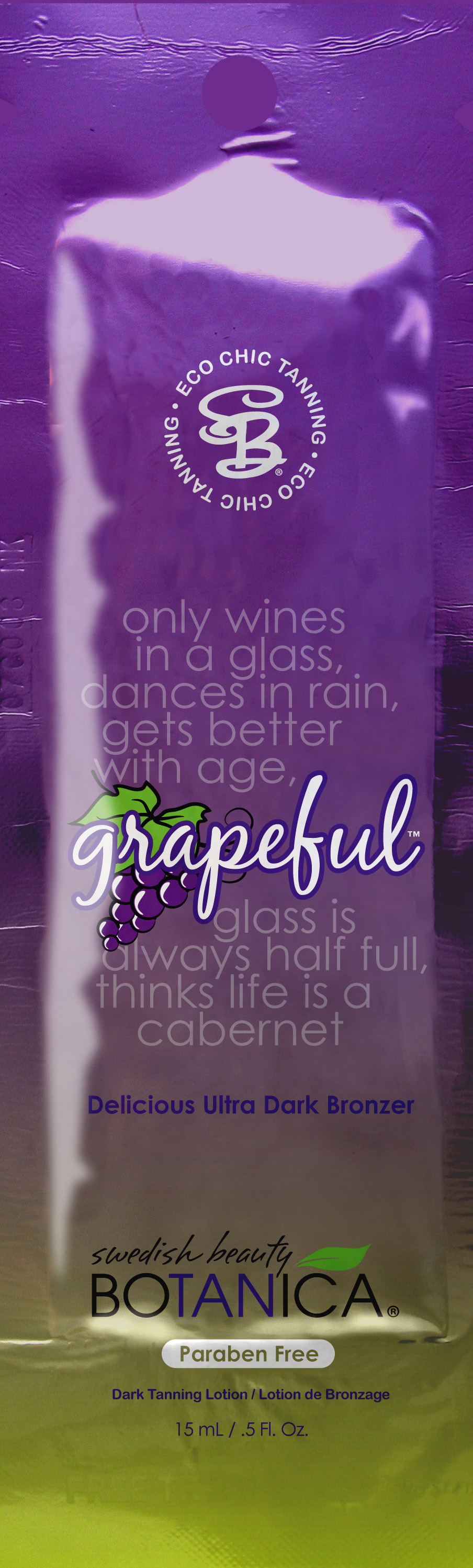 Grapeful™Pkt