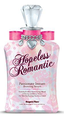 Hopeless Romantic Passionate Instant Bronzing Serum