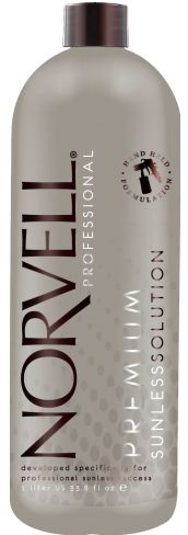 Premium Sunless Solution DOUBLE DARK 34 oz