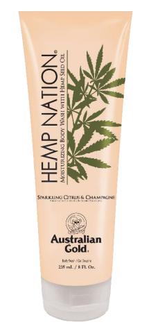 Hemp Nation® Moisturizing Hemp Body Wash Sparkling Citrus & Champagne