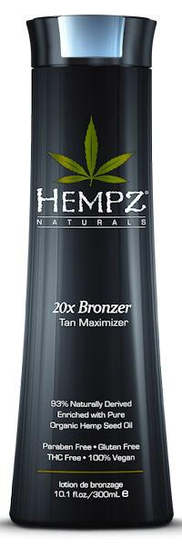 Hempz Naturals® 20X Bronzer