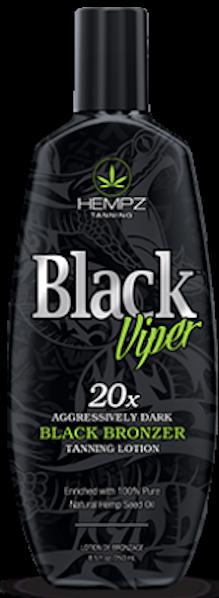 Hempz® Black Viper 20x Black Bronzer