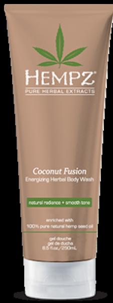 Hempz® Coconut Fusion Energizing Herbal Body Wash