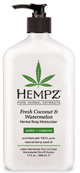 Hempz® Fresh Coconut & Watermelon Herbal Body Moisturizer