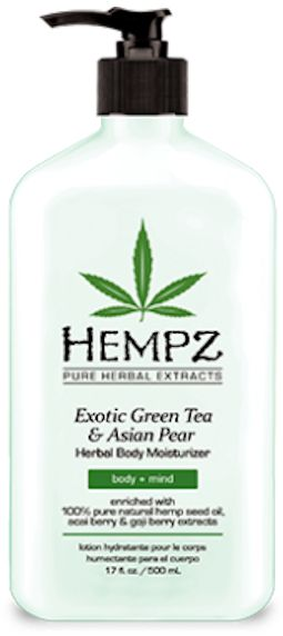 Hempz® Exotic Green Tea & Asian Pear Moisturizer