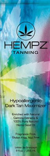 Hempz® Hypoallergenic Dark Tan Maximizer Pkt
