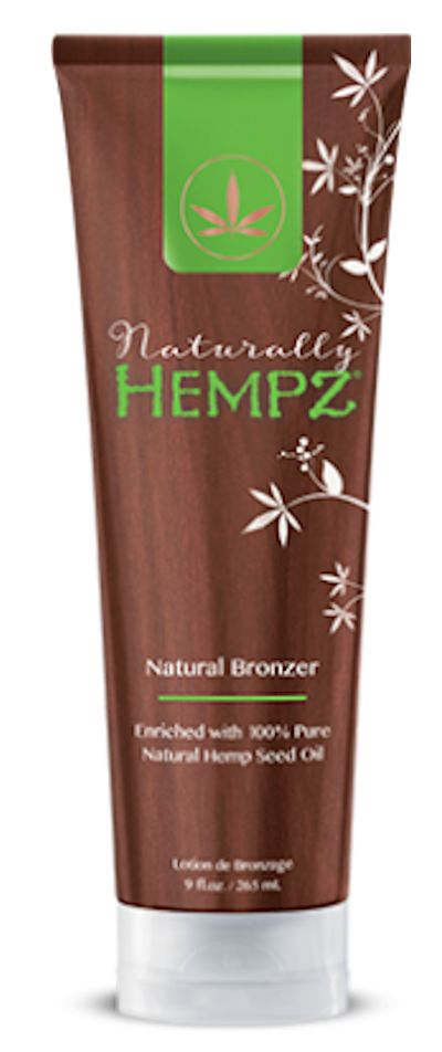 Naturally Hempz® Natural Bronzer