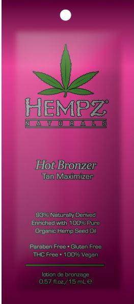Hempz Naturals® Hot Bronzer Pkt