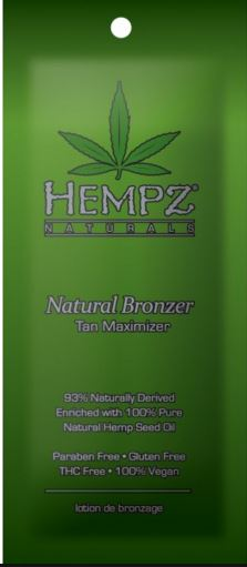 Hempz Naturals® Natural Bronzer Pkt