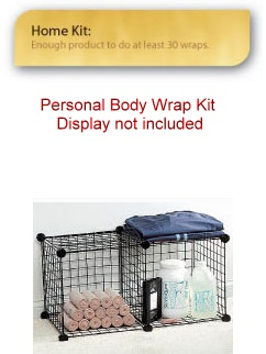 "SlenderQuest ""Home"" Body Wrap Kit"