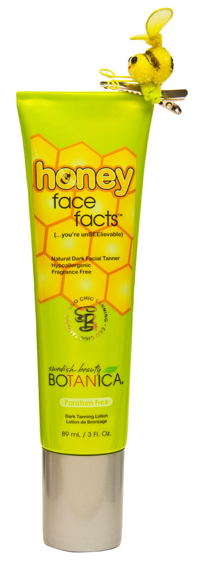 Honey Face Facts™ Hypoallergenic Face Intensifier