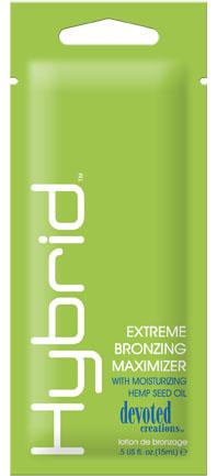 Hybrid™ Extreme Bronzing Maximizer Pkt