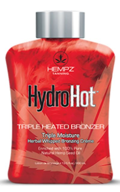 Hempz® HydroHot Triple Heated Bronzer