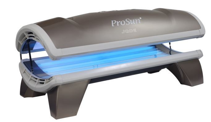 Jade 24 Home Tanning Bed