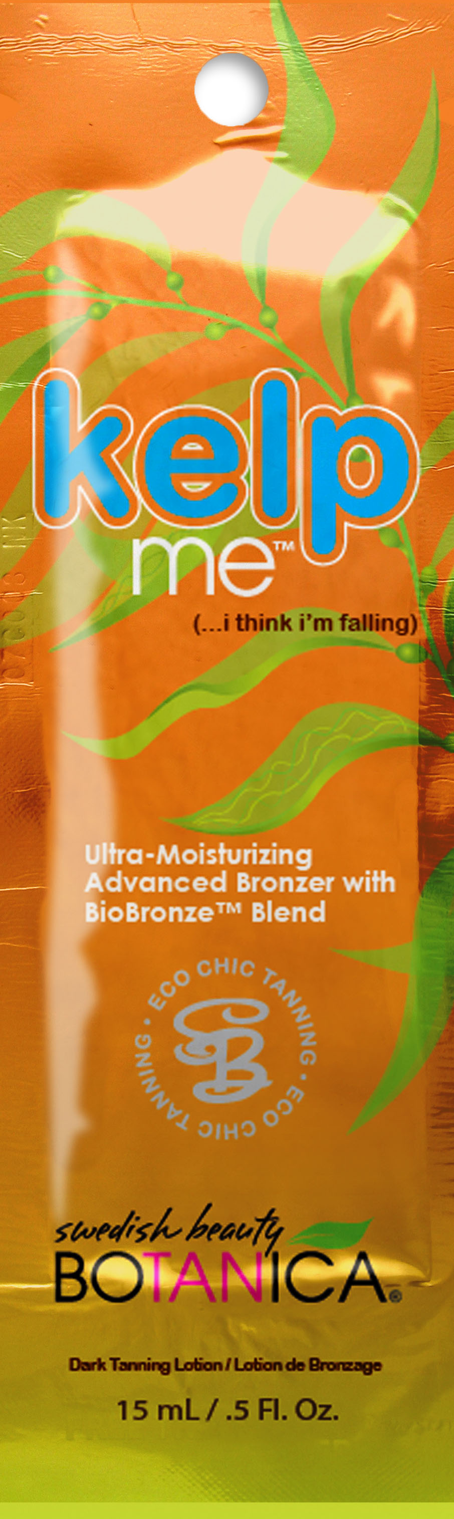 Kelp Me™ Ultra-Moisturizing Advanced Bronzer Pkt