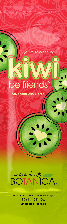 Kiwi Be Friends™ Advanced DHA Bronzer Pkt