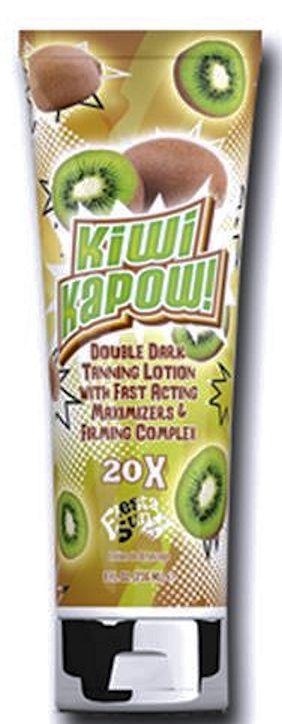 Kiwi Kapow™ Double Dark 20X Lotion