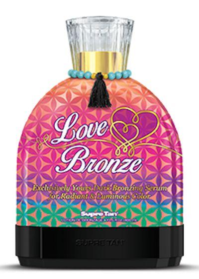 Love Bronze Dark Bronzing Serum