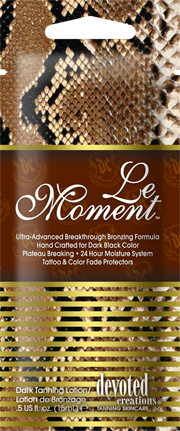 Le Moment™ Streak Free/ Stain Free Bronzer Pkt