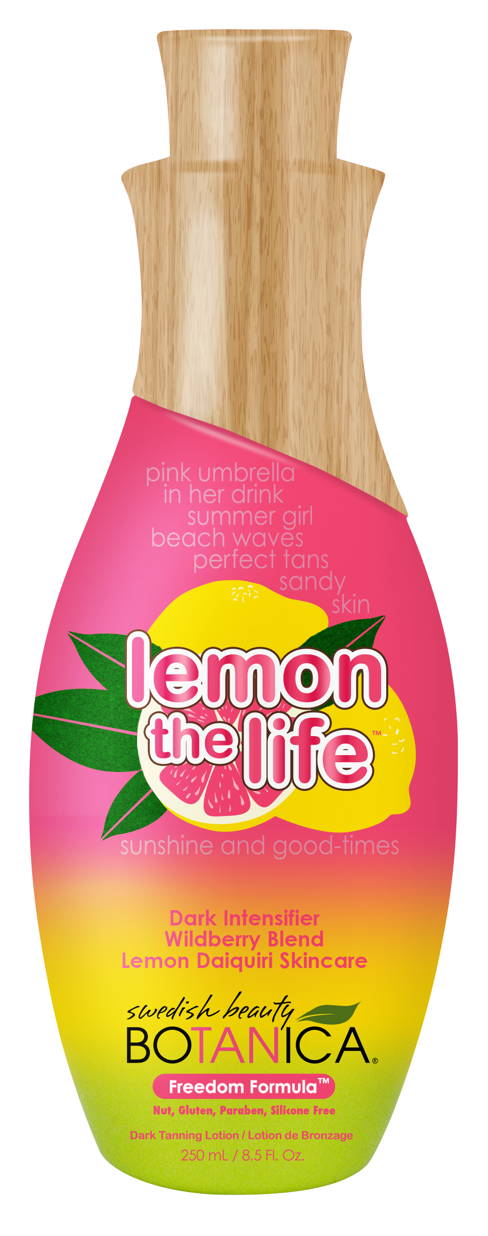 Lemon the Life™ Dark Intensifier