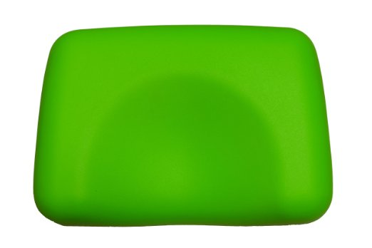 Foam Contour Pillow-Lime