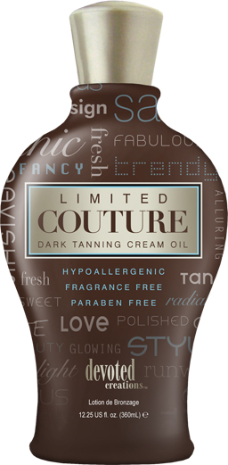 Limited Couture™ Cream Oil Hypoallergenic - Paraben Free-Fragrance Free