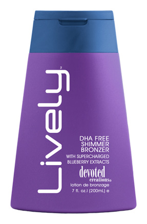 Lively™ DHA Free Bronzer