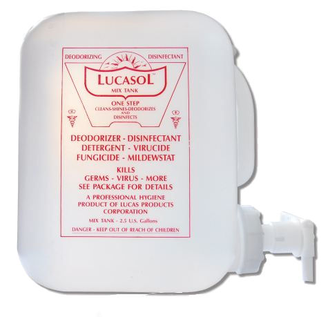 Lucasol Mix Tank