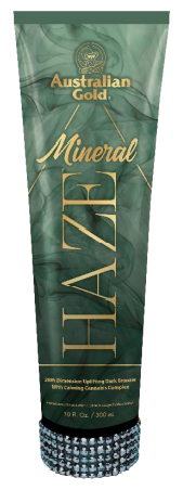 Mineral Haze™ 28th Dimension Uplifting Dark Bronzer With Calming Cannabis Complex