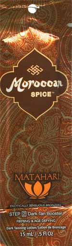 Moroccan Spice Pkt