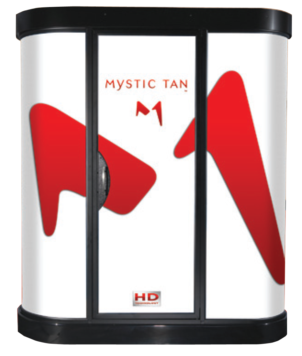 Mystic HD Spray Tan Booth