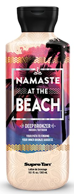 Namaste at the Beach Bronzer
