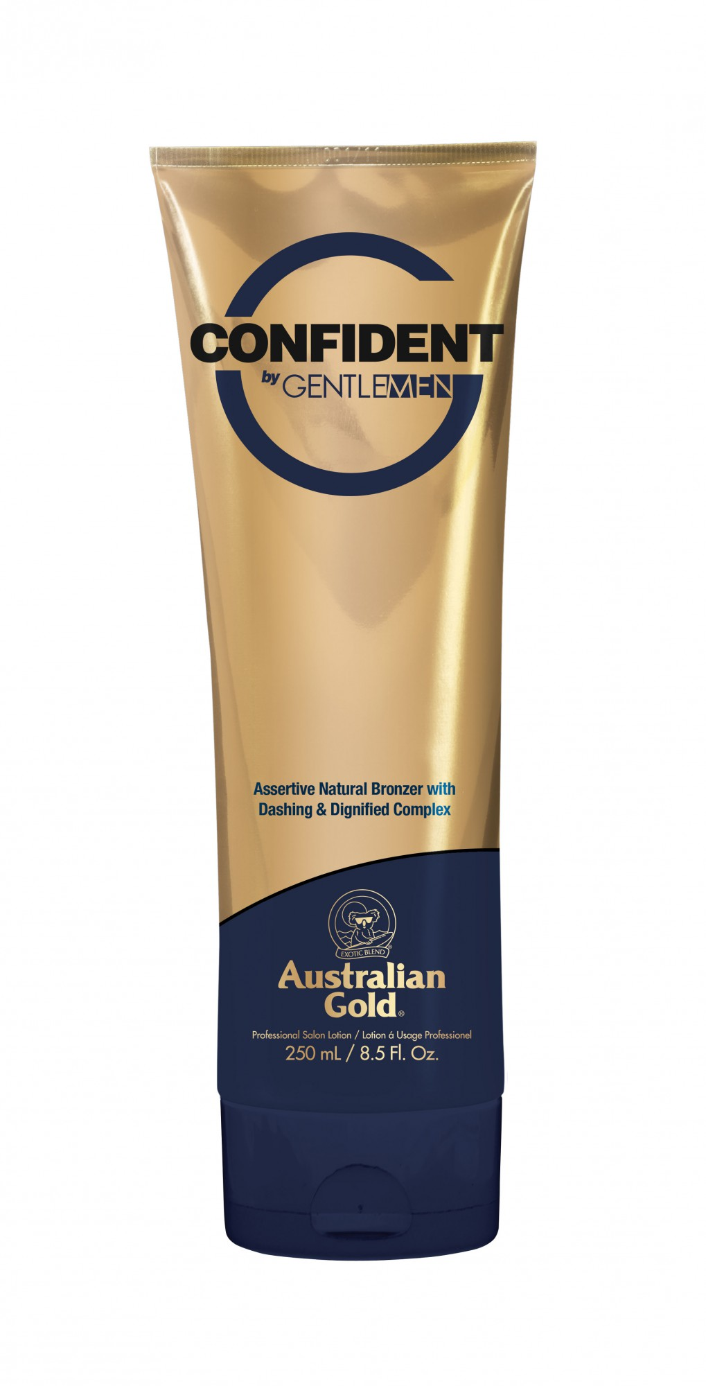 Confident by G Gentlemen® Lightweight Assertive Natural Bronzer