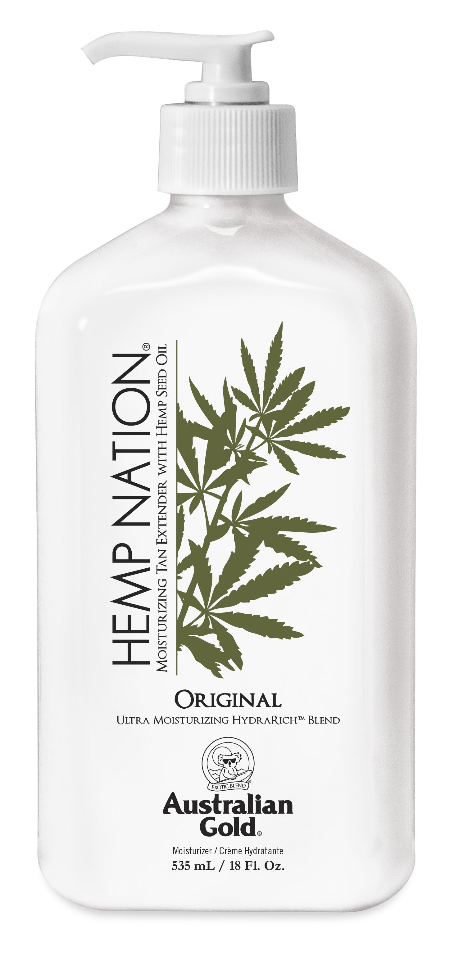 Hemp Nation® Original Tan Extender