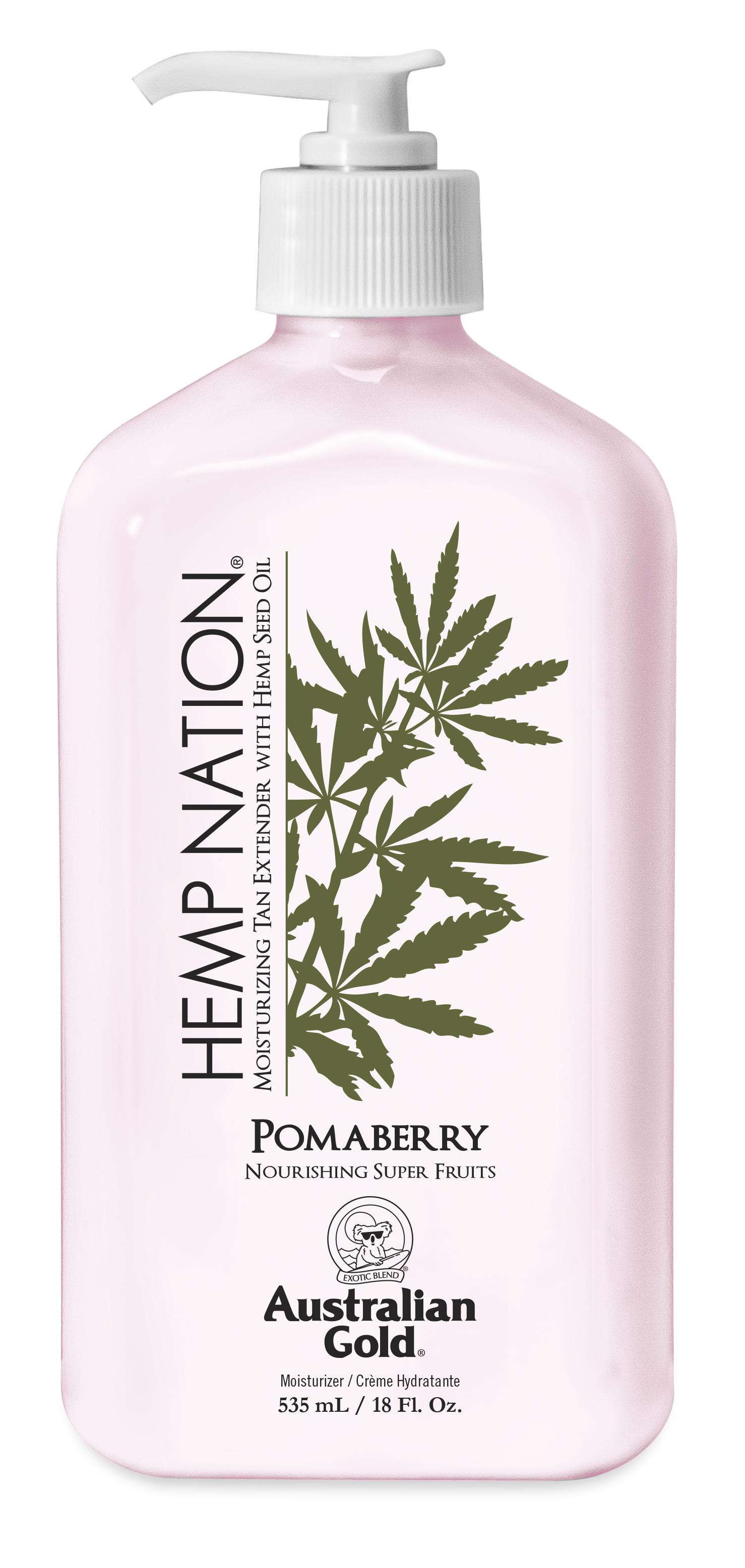 Hemp Nation® PomaBerry Tan Extender