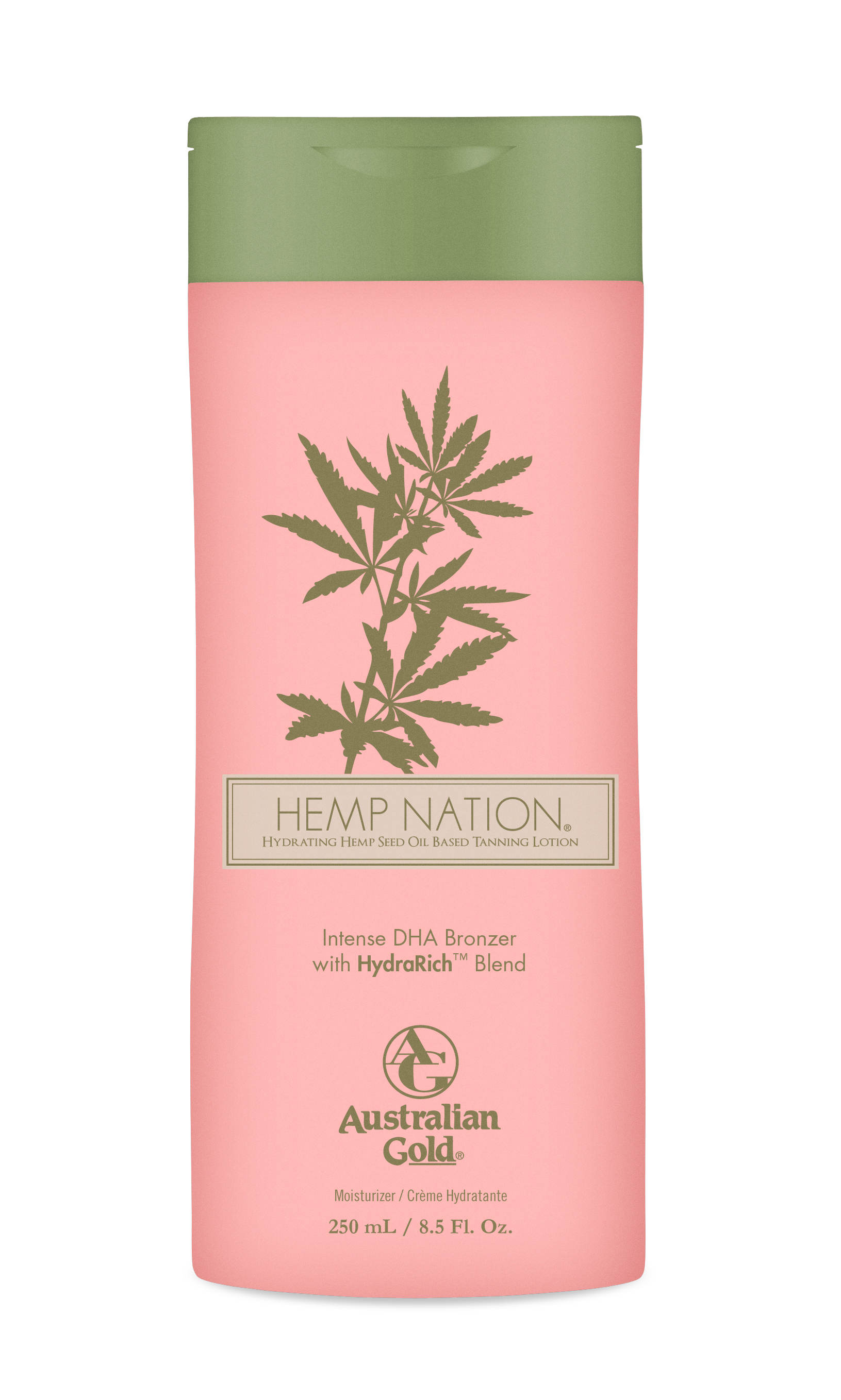 Hemp Nation® DHA Bronzer with HydraRich™ Blend
