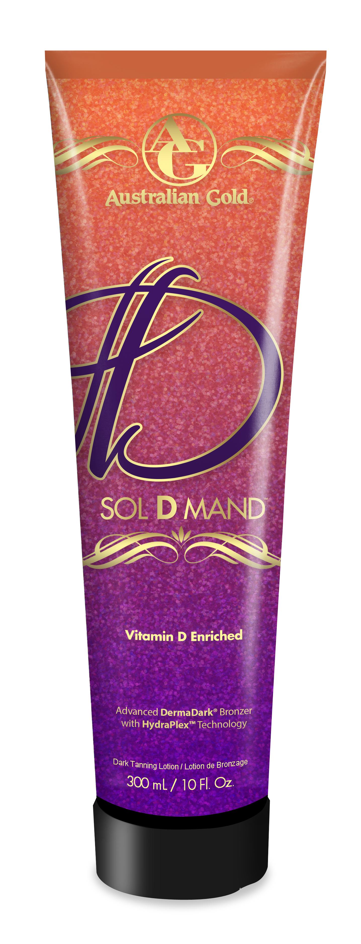 Sol D Mand™ Advanced DermaDark® Bronzer