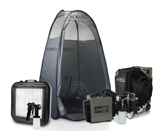 Norvell MOBILE Z3000™ Pro Travel Kit