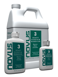 Novus 3 Heavy Scratch Remover 8oz