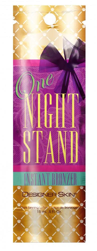 One Night Stand™ Shimmering Instant Bronzing Gel Pkt