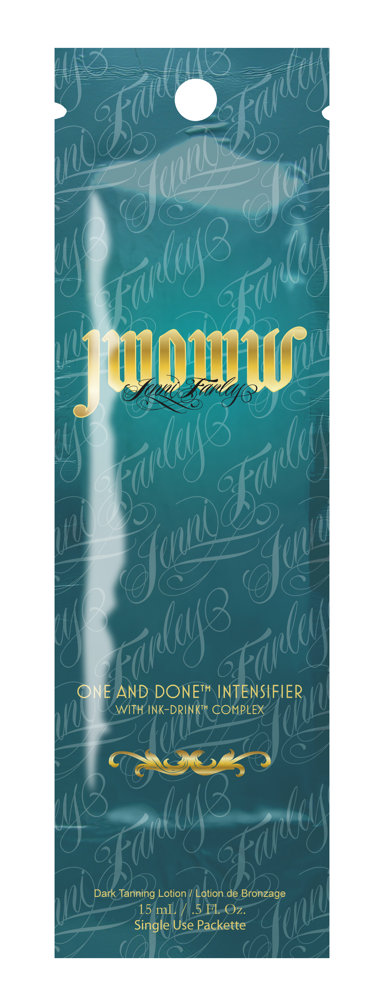 JWoww One and Done™ Intensifier Pkt