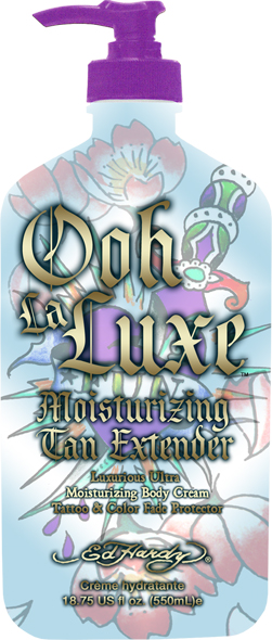 Ooh La Luxe™ Ultra Moisturizing Body Cream with Tattoo Fade Protection